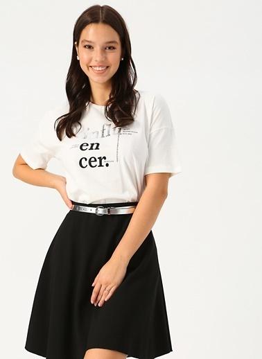 Limon Company Tişört Ekru